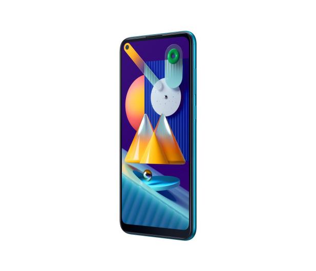 Samsung Galaxy M11 SM-M115F niebieski - 594349 - zdjęcie 4