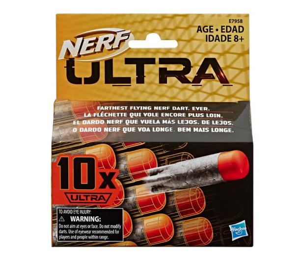 NERF Ultra strzałki 10-pak - 1008786 - zdjęcie