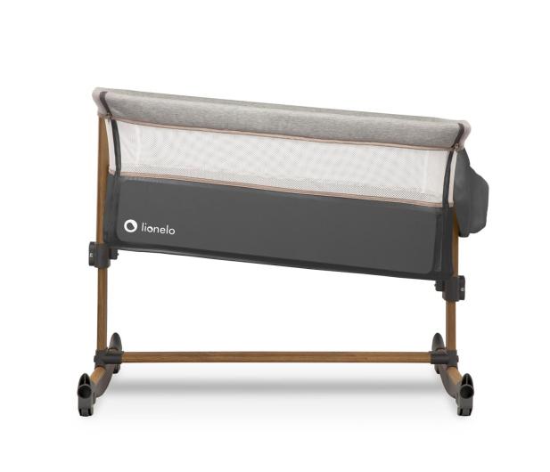 Lionelo Leonie - łóżeczko dziecięce 3w1 Grey Stone - 1013752 - zdjęcie 6