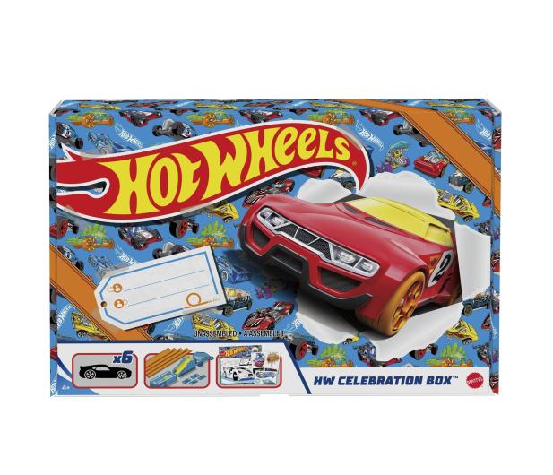 Hot Wheels Zestaw prezentowy - 1013913 - zdjęcie 5