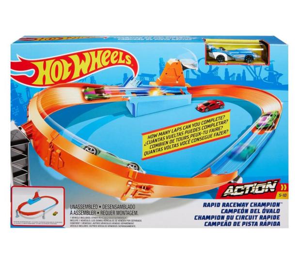 Hot Wheels Rywalizacja mistrzów - 1012408 - zdjęcie
