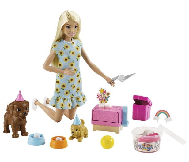 Barbie Przyjęcie dla szczeniaczka - 1013920 - zdjęcie