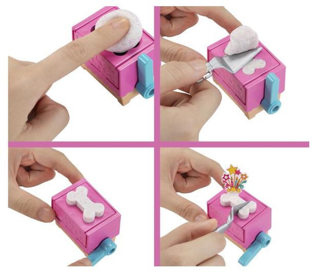 Barbie Przyjęcie dla szczeniaczka - 1013920 - zdjęcie 5