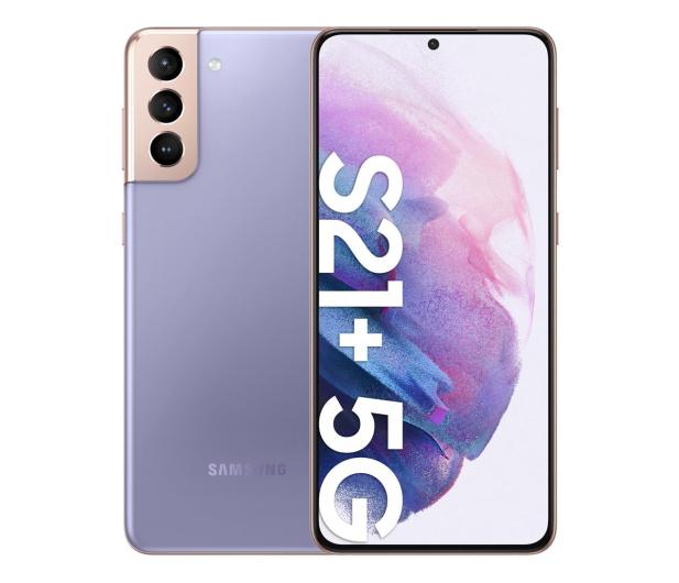 Samsung Galaxy S21+ G996B 8/128 Dual SIM Violet 5G - 614064 - zdjęcie