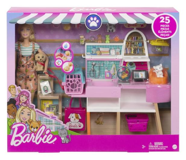 Barbie Sklepik - salon dla zwierzaków - 1013934 - zdjęcie 4