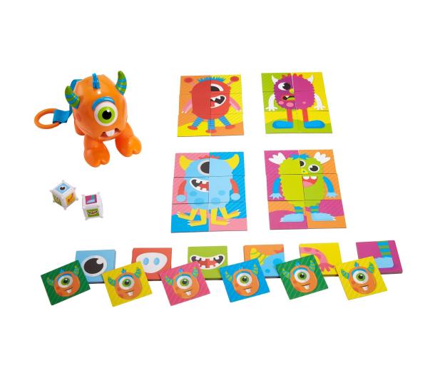 Fisher-Price Potworkowe Memory Gra dla dzieci - 1014016 - zdjęcie