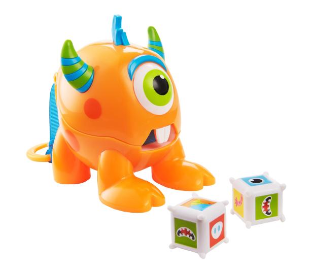 Fisher-Price Potworkowe Memory Gra dla dzieci - 1014016 - zdjęcie 2