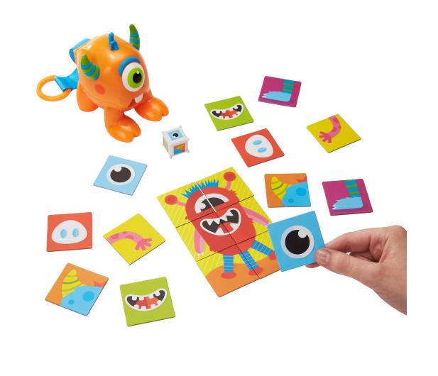 Fisher-Price Potworkowe Memory Gra dla dzieci - 1014016 - zdjęcie 5