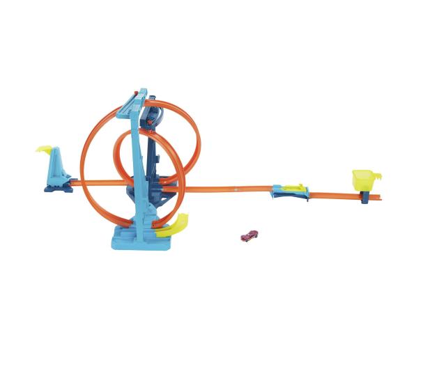 Hot Wheels Track Builder Pętla Megatransformacja - 1013949 - zdjęcie 2