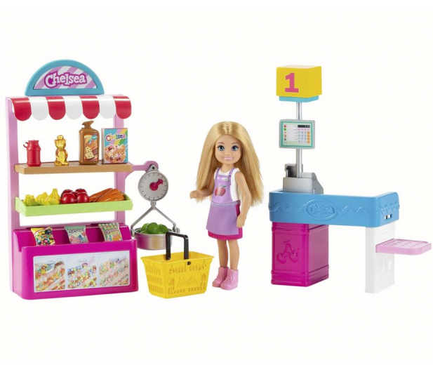 Barbie Chelsea Supermarket - 1013929 - zdjęcie