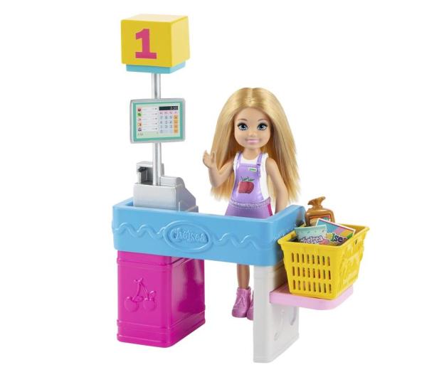 Barbie Chelsea Supermarket - 1013929 - zdjęcie 3