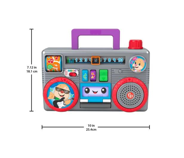 Fisher-Price Retro Radio Szczeniaczka - 1014009 - zdjęcie 5