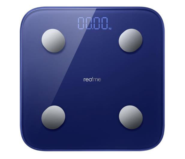 realme Smart Scale niebieski - 621105 - zdjęcie