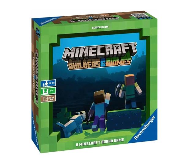 Ravensburger Minecraft Gra Planszowa - 1013385 - zdjęcie
