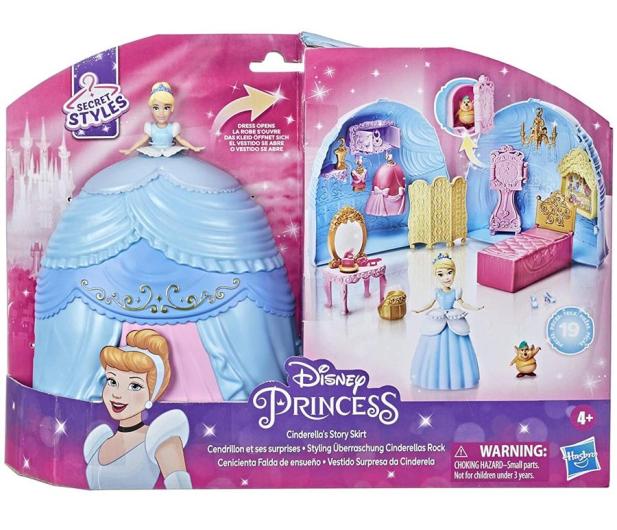 Hasbro Disney Princess Zestaw Kopciuszek - 1014195 - zdjęcie 5