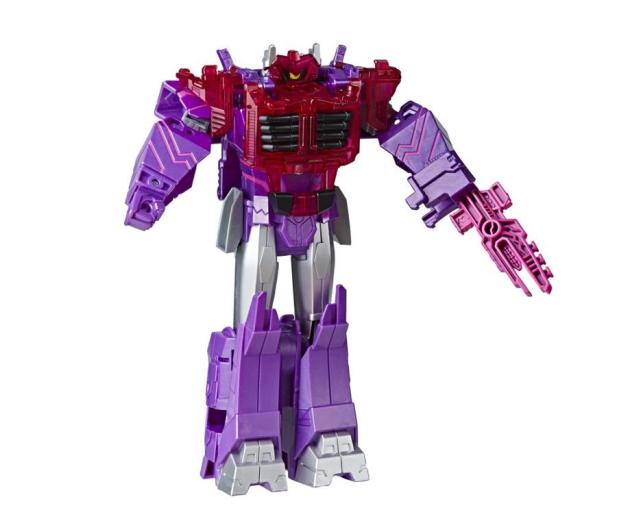 Hasbro Transformers Cyberverse Ulitmate Shockwave - 1014205 - zdjęcie