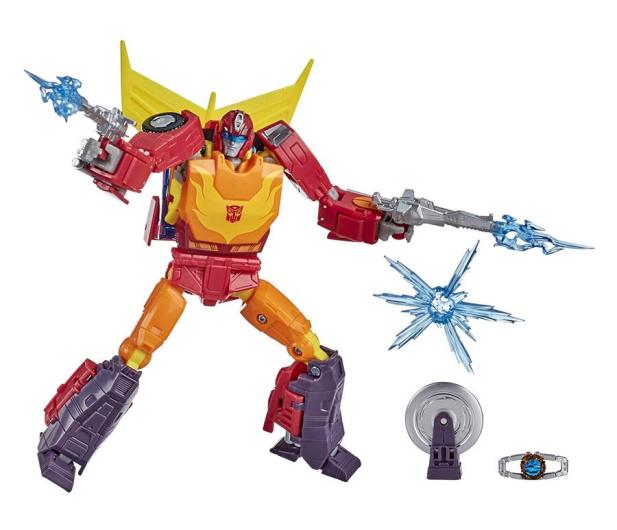 Hasbro Transformers Generation Studio Series VOY 86 Hot Rod - 1014217 - zdjęcie
