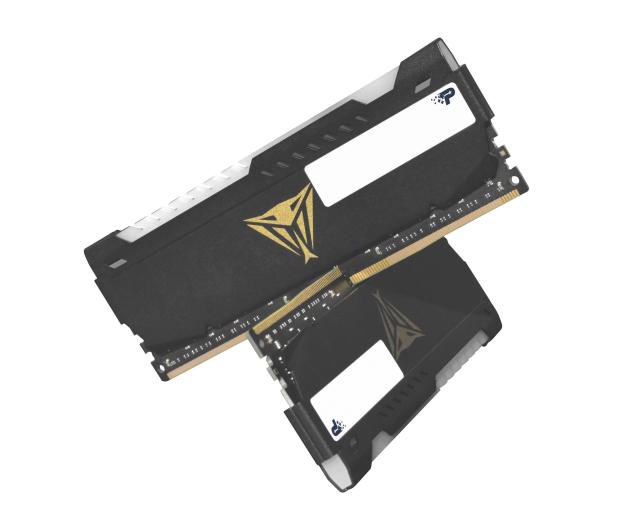 Patriot 32GB (2x16GB) 3600MHz CL20 Viper Steel RGB - 621627 - zdjęcie 2