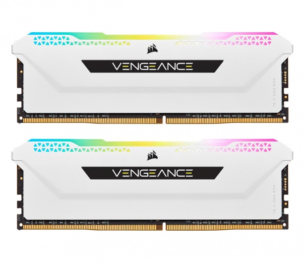Corsair  32GB (2x16GB) 3600MHz CL18 Vengeance RGB PRO SL W - 624127 - zdjęcie