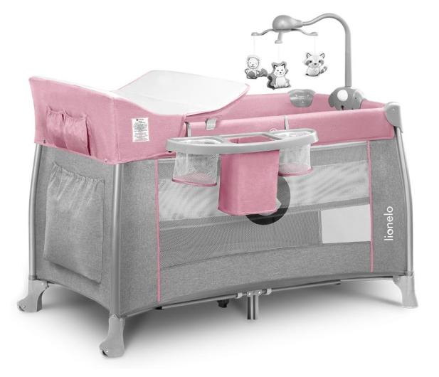 Lionelo Thomi Pink Baby - 1013331 - zdjęcie
