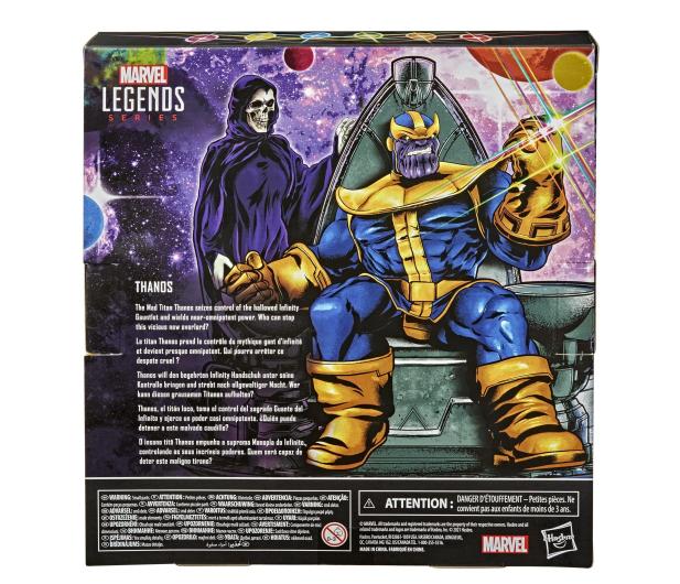Hasbro Marvel Legends Series Thanos - 1015355 - zdjęcie 3