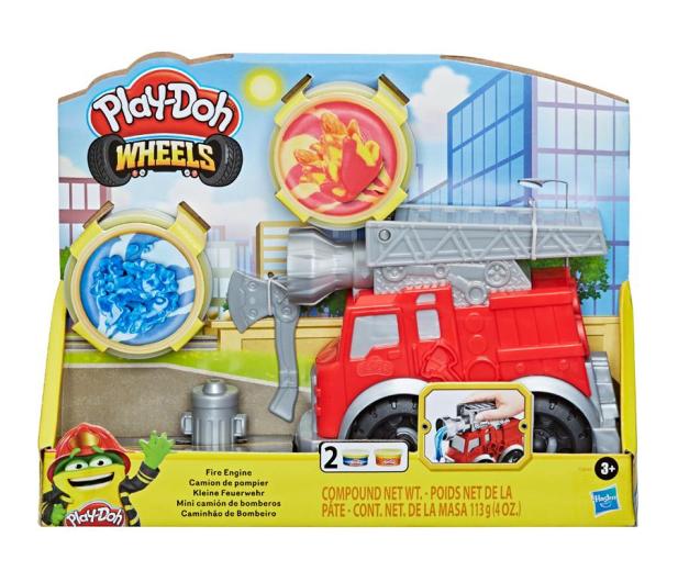 Play-Doh Wheels Wóz strażacki - 1015268 - zdjęcie