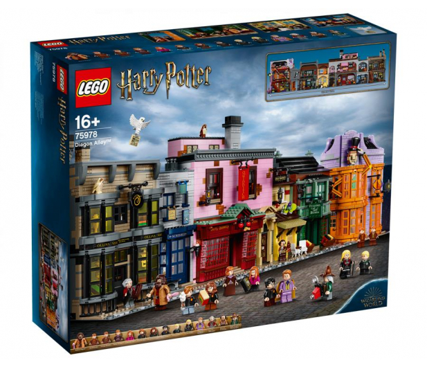 LEGO Harry Potter Ulica Pokątna - 1015417 - zdjęcie