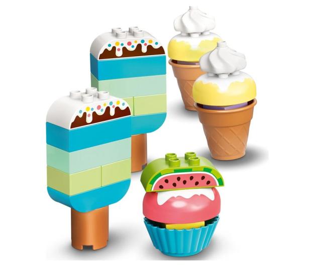 LEGO DUPLO Kreatywne przyjęcie urodzinowe - 1015427 - zdjęcie 4