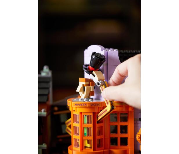LEGO Harry Potter Ulica Pokątna - 1015417 - zdjęcie 6