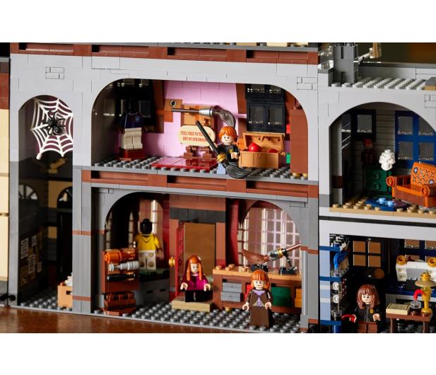 LEGO Harry Potter Ulica Pokątna - 1015417 - zdjęcie 7