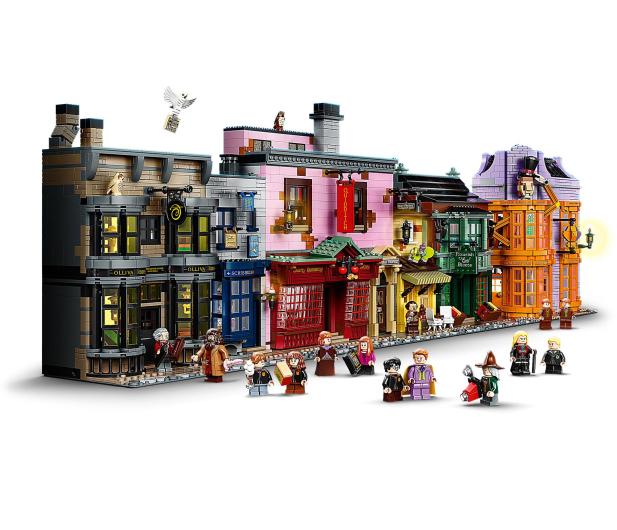 LEGO Harry Potter Ulica Pokątna - 1015417 - zdjęcie 2