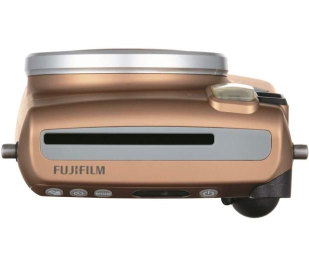 Fujifilm Instax Mini 70 złoty+ wkłady 2x10+ etui białe - 629575 - zdjęcie 4