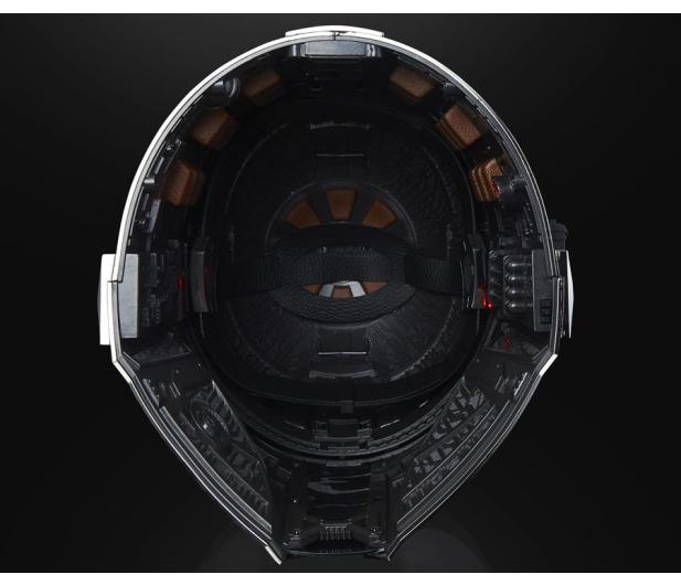 Hasbro Star Wars Mandalorian Black Series Hełm - 1015533 - zdjęcie 6