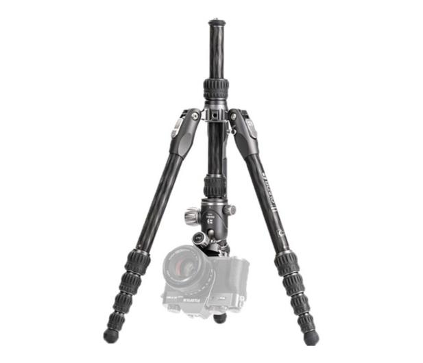 Benro Rhino 05C Kit + Głowica VX20  - 629514 - zdjęcie