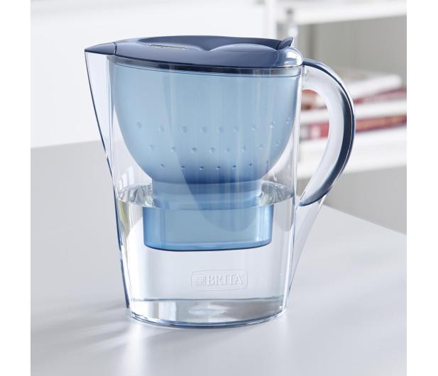 Brita Marella XL 3,5l niebieski - 368048 - zdjęcie 3