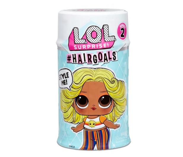 L.O.L. Surprise! Hairgoals 2.0 - 1014443 - zdjęcie