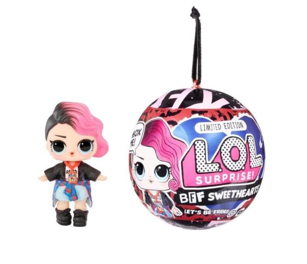 L.O.L. Surprise! BFF Sweethearts laleczka Girl - 1014822 - zdjęcie