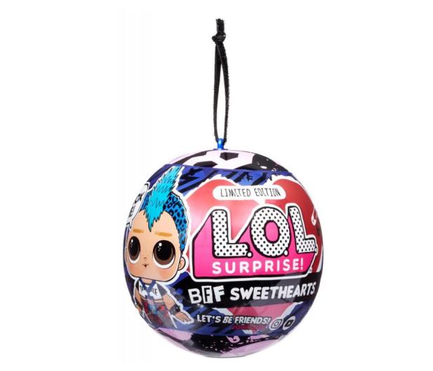 L.O.L. Surprise! BFF Sweethearts Punk Boi - 1014821 - zdjęcie