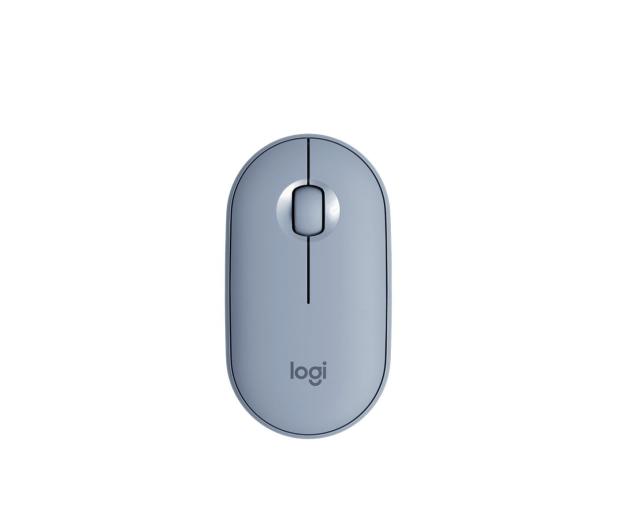 Logitech M350 jasnoniebieski - 631325 - zdjęcie