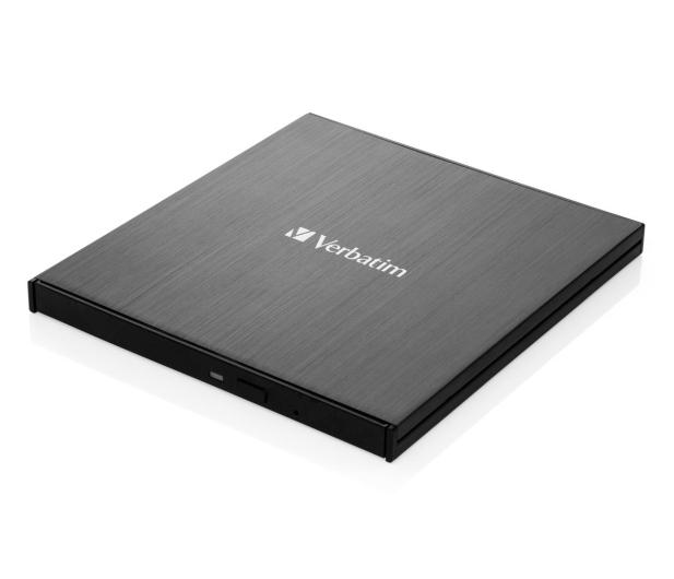Verbatim Slimline X6 USB 3.0 + BLU-RAY - 631473 - zdjęcie