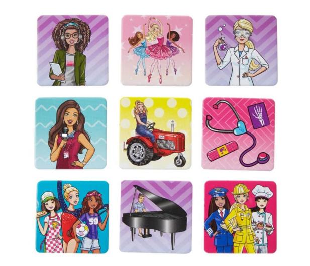 Fisher-Price Memory dla dzieci Barbie - 1015754 - zdjęcie 2