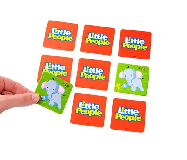 Fisher-Price Memory dla dzieci Little People - 1014015 - zdjęcie 3