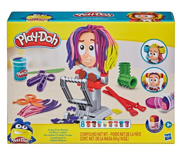 Play-Doh Fryzjer nowy zestaw - 1014939 - zdjęcie