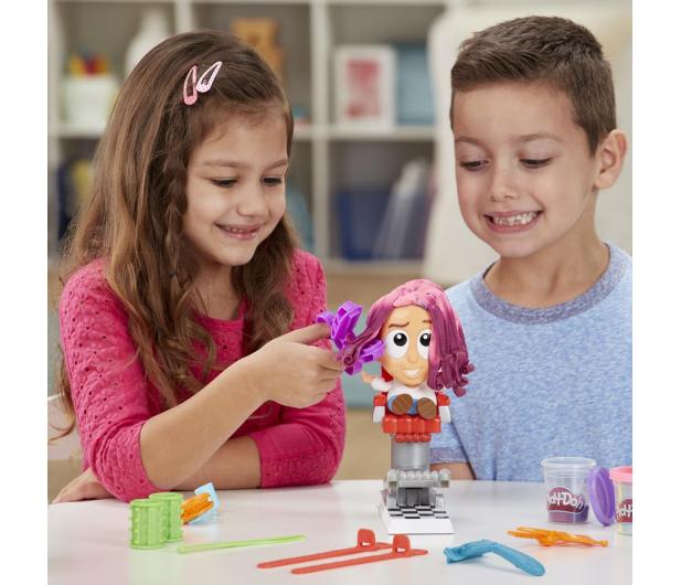Play-Doh Fryzjer nowy zestaw - 1014939 - zdjęcie 3