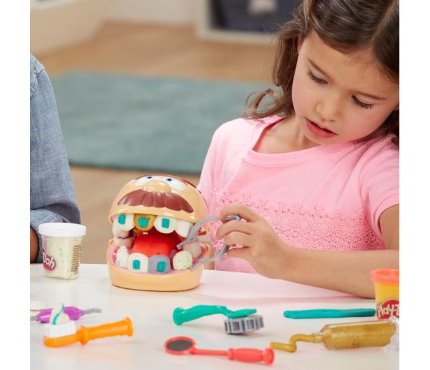 Play-Doh Dentysta nowy zestaw - 1014941 - zdjęcie 4