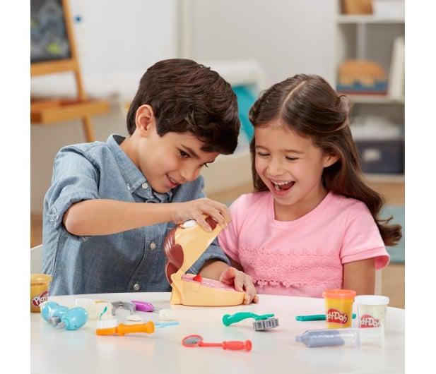 Play-Doh Dentysta nowy zestaw - 1014941 - zdjęcie 6