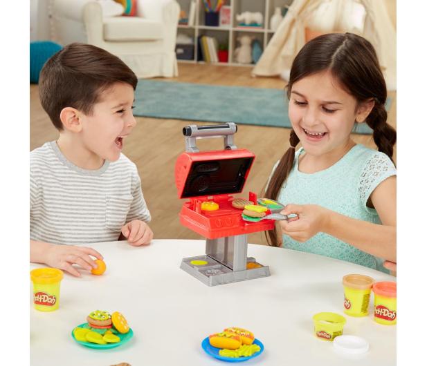 Play-Doh Zestaw Grill - 1014945 - zdjęcie 3
