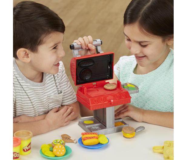 Play-Doh Zestaw Grill - 1014945 - zdjęcie 4