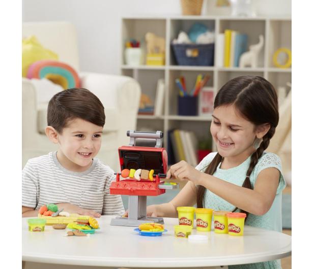 Play-Doh Zestaw Grill - 1014945 - zdjęcie 5