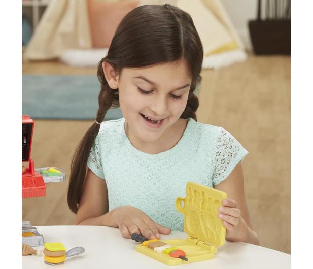 Play-Doh Zestaw Grill - 1014945 - zdjęcie 6